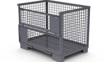 EUR - Gitterboxen mieten | H1 Paletten Vermietung